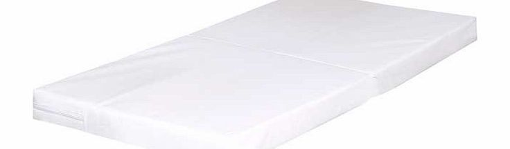 Saplings Foam Travel Cot Mattress - 120x60cm This foam cot mattress offers exceptional value as it features high resilience foam core and spun bonded polypropylene cover with a wipe clean surface. The size of this mattress is 120cm by 60cm. High http://www.comparestoreprices.co.uk/baby-cots-and-cot-beds/saplings-foam-travel-cot-mattress--120x60cm.asp