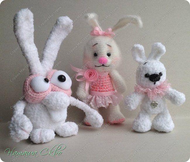Бело- розовая зайчатина)))