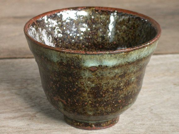 Handmade Ceramics Japanese Ceramics Ceramic Tea Cup by Singhato