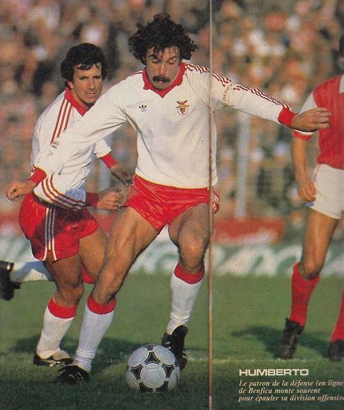 Humberto Coelho & Nené | Benfica 1982/83.