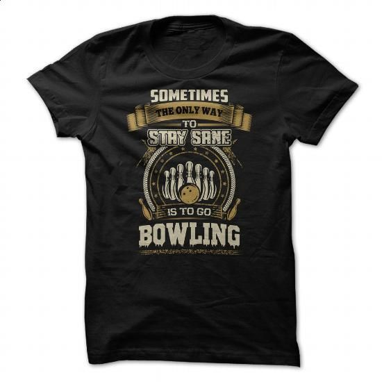 BOWLING - #teens #sweats. CHECK PRICE => https://www.sunfrog.com/Hobby/BOWLING-89990574-Guys.html?60505
