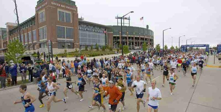 26.2-mile marathon, 13.1-mile half marathon on Sunday.  5K run/walk and 1/2-mile WPS Kids' Power Run on Saturday.  Also, Prevea Health Expo on Fri evening and Sat.  Wisconsin-style tailgate party at race finish line.
