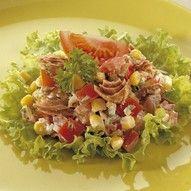 Recept.be slaadje van tonijn.