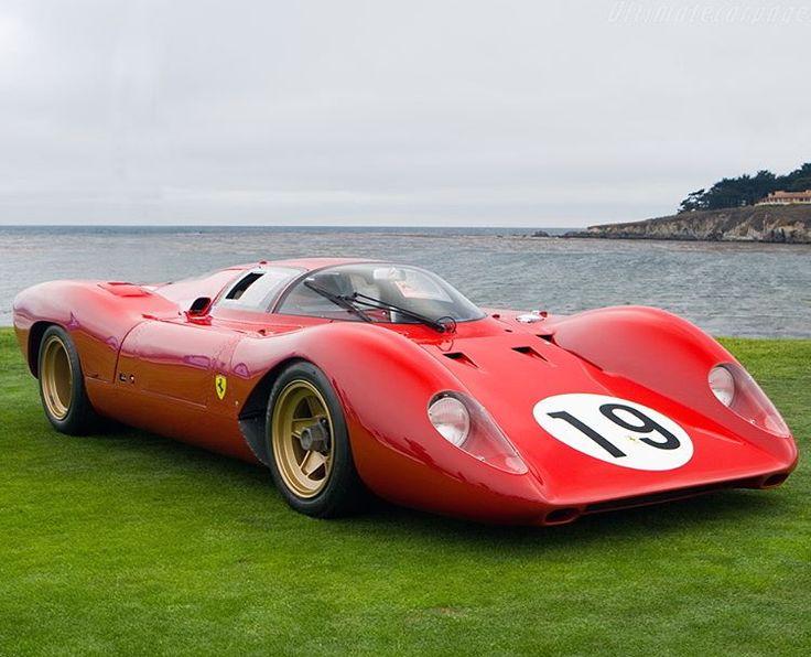 Ferrari 312P (1969)
