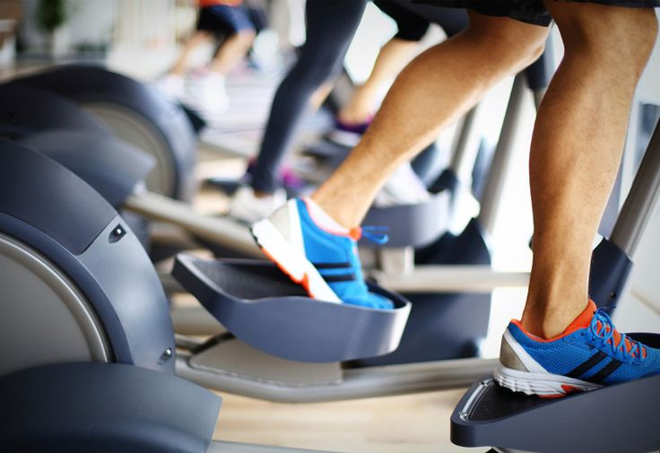 Spoiler alert: If you can read a magazine during your cardio session, you're probably doing it... http://greatist.com/move/effective-elliptical-workout