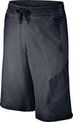 Boys' Nike Alumni Washed Shorts | Finish Line