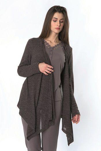 Chaqueta Egatex modelo Easy. http://www.perfumeriaelajuar.com/homewear/batines-mujer--invierno/32