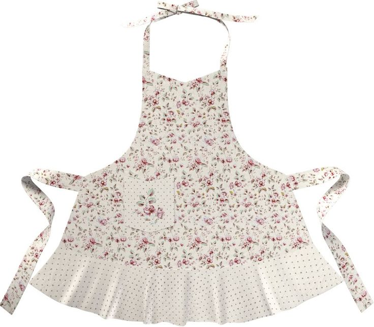 pictures of vintage aprons | Katie Alice Ditsy Floral Cotton Twill Apron