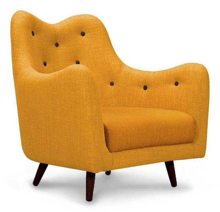 Fotel NICAN - Fotele - zdjęcia, pomysły, inspiracje - Homebook