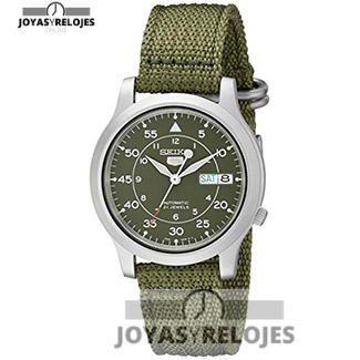 ⬆️😍✅ Seiko SNK805K2 😍⬆️✅ Fantástico ejemplar perteneciente a la Colección de RELOJES SEIKO ➡️ PRECIO 60.65 € En exclusiva en 😍 https://www.joyasyrelojesonline.es/producto/seiko-snk805k2-reloj-verde/ 😍 ¡¡No los dejes Escapar!! #Relojes #RelojesSeiko #Seiko