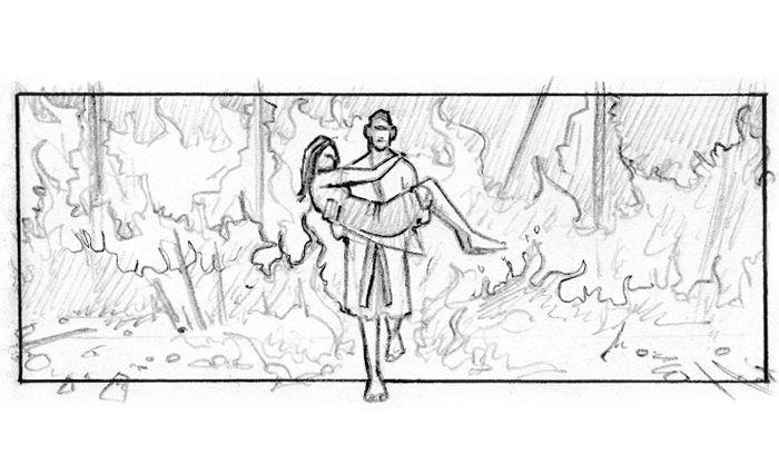 Jonny George - Storyboard artist - Jorgen's List - The world's best storyboard artists