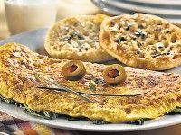 Franse Kruiden Omelet. Een blender is ideaal om omelet mee te maken. Alles wat je nodig hebt stop je erin. Even mixen en het is meteen geklutst en gesneden. Enorm handig dat je meteen in een pan kan gieten. Weinig werk en afwas. Handig blender recept!