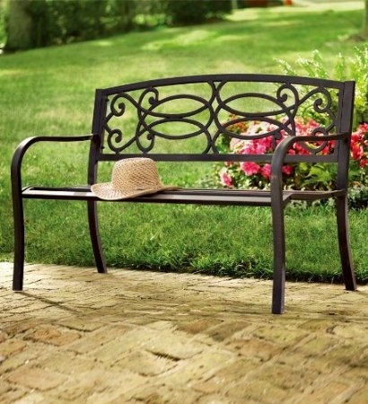 121 Best Images About Park Benches What A Charming