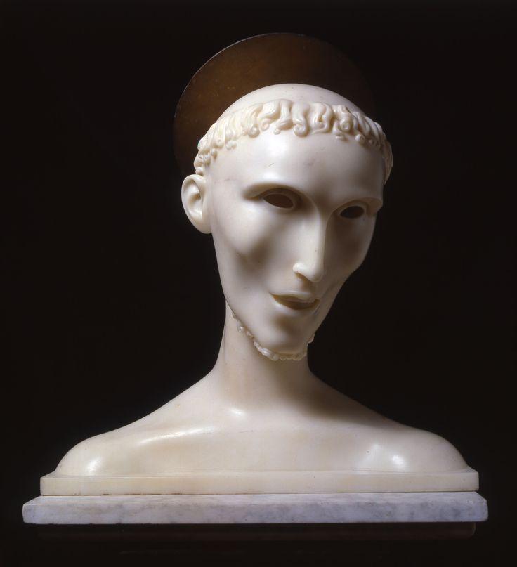Adolfo Wildt, San Francesco d'Assisi, 1926