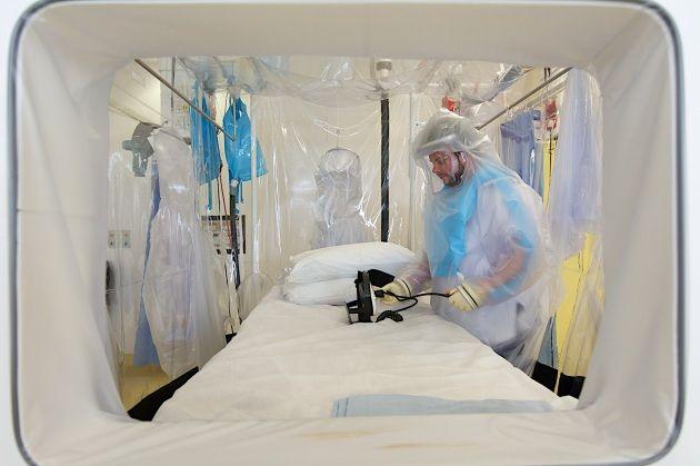 Perché #Ebola non si trasmetterà per via aerea