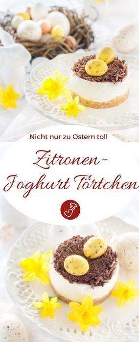 Easter Recipes, Cake Recipes: Recipe for Tasty Lemon & Yoghurt Tartlets to …   – TonisTrendlupe Food & Drinks Photography