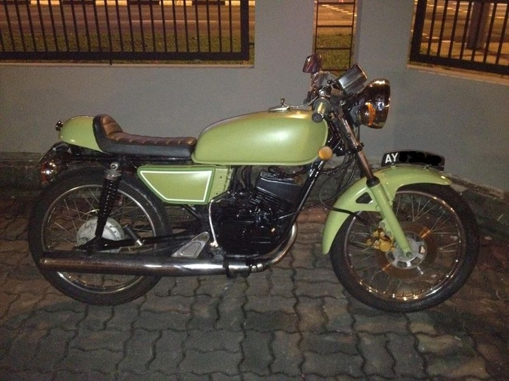 Refurbished RXK, Classic A plate, 9 years COE. - Singapore motorcycles, scooters - Gumtree Singapore