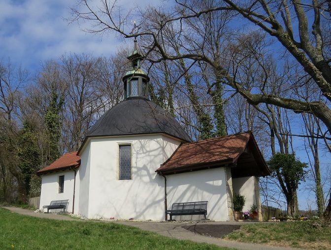 Metzerlen-Mariastein, St. Anna Kapelle (Dorneck) Solothurn CH