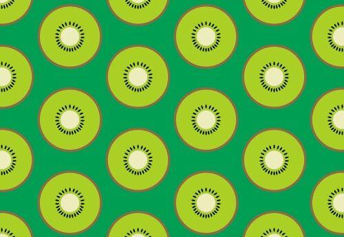 Kiwi pattern
