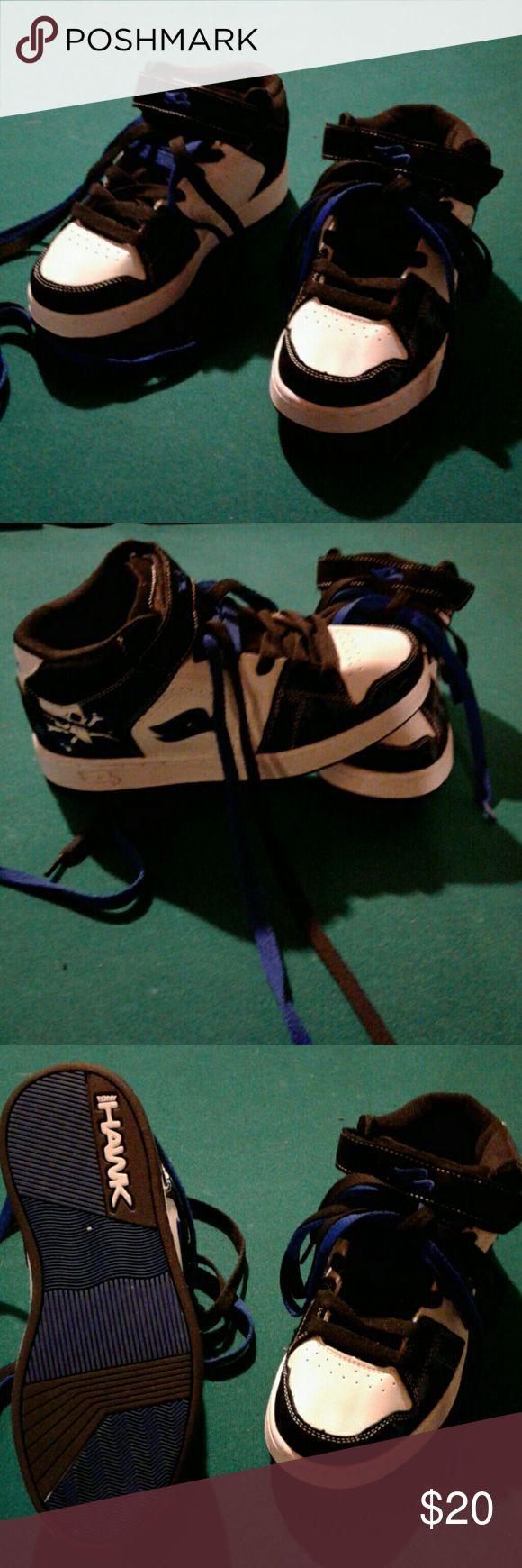 Tony Hawk DC shoes Boys 6 medium Tony Hawk shoes DC Tony Hawk Shoes Sneakers