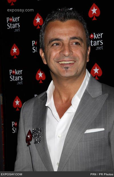 Pro Poker Player Joe Hachem from Australia