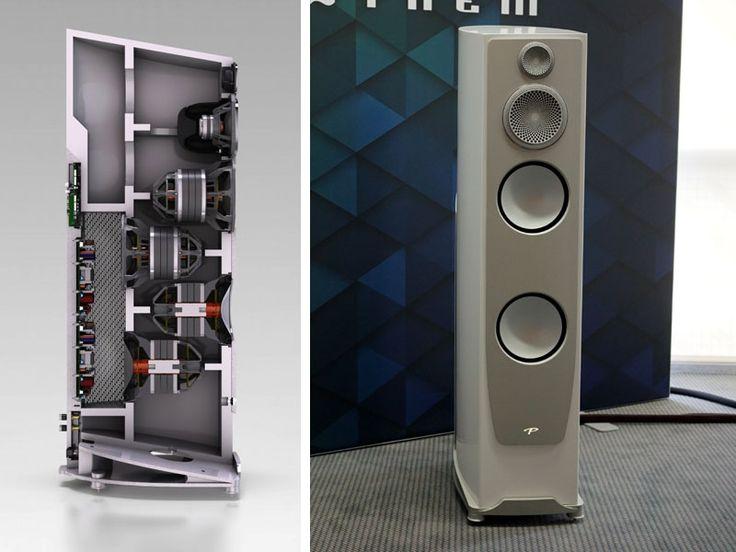 Paradigm Concept 4f Loudspeaker Design Floor Standing