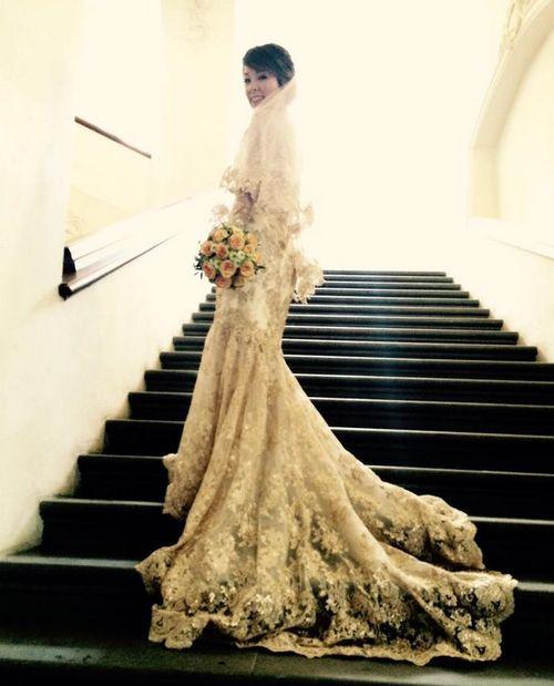 Nela Lee hat jetzt geheiratet