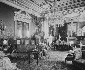 Drawing Room, Marlborough House [Marlborough House, 1912]