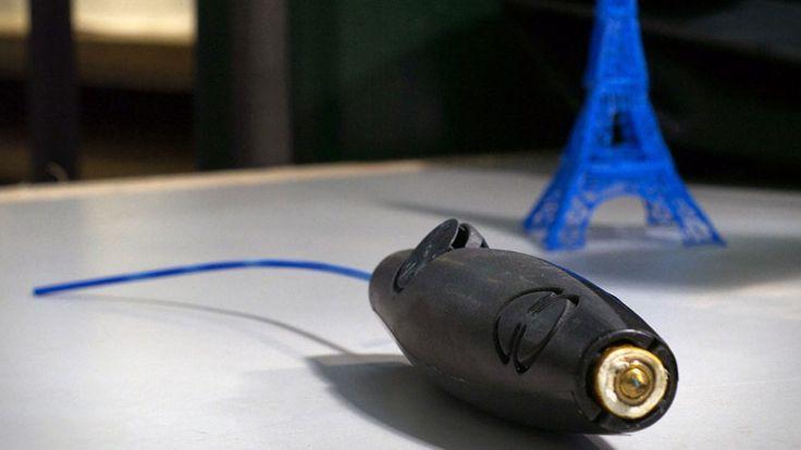 WobbleWorks 3Doodler - H τρισδιάστατη εκτύπωση με ένα στυλό