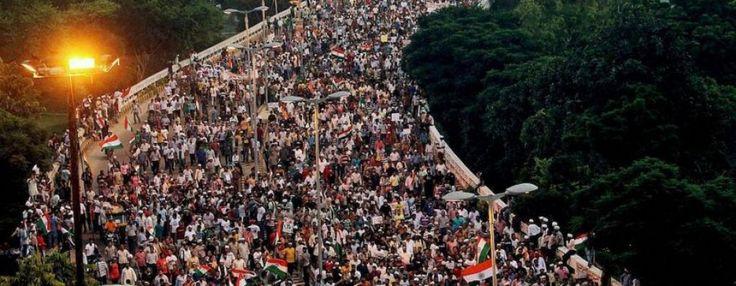 India: Milioni di manifestanti contro il Nuovo Ordine Mondiale che vuole eliminare il contante