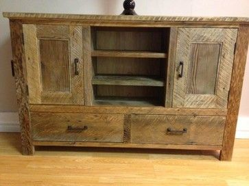 how to build barnwood furniture