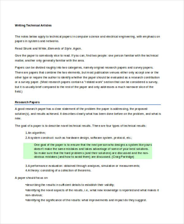 How To Article Example Article Writing Writing Response Writing