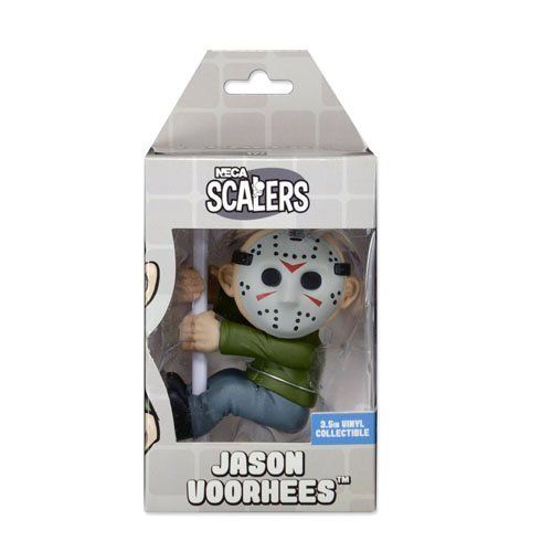 NECA Friday The 13th Jason Full-Size Scaler Action Figure (Multi-Colour) by NECA @ niftywarehouse.com #NiftyWarehouse #Horror #Movies #FridayThe13th #Jason