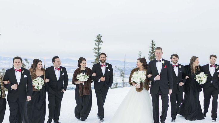 Winter Park Resort | Wedding Venue | Wedding Lodging | Colorado Wedding