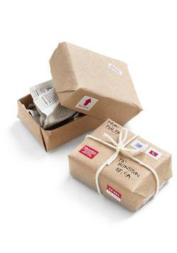 Matchbox, kleines Paket