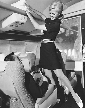 "American Airlines ""Stewardess"" 1967"