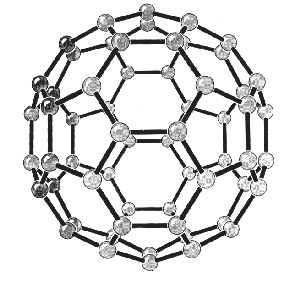 Press Release: The Royal Swedish Academy of Sciences has decided to award the 1996 Nobel Prize in Chemistry to Robert F. Curl Jr.,  Sir Harold W. Kroto and Richard E. Smalley for their discovery of fullerenes. In 1992 natural fullerenes were found in shungite.