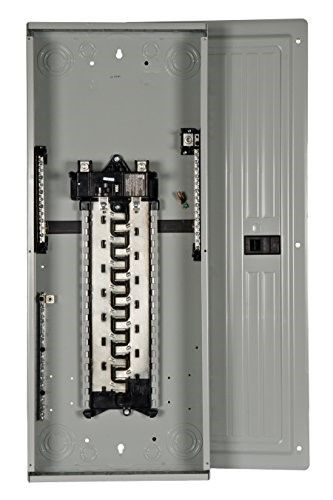 Murray LC3040B1200 Load Center, 30 Space, 40 Circuit, 200A, Main Breaker, As Shown