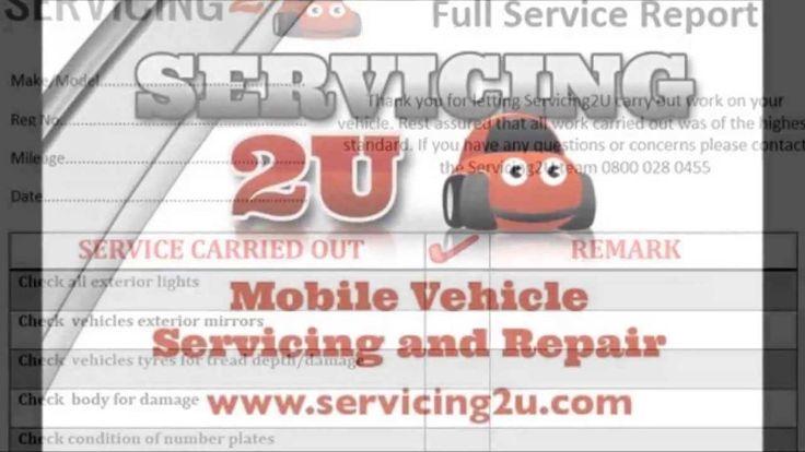 cool Mobile Car Repairs - Servicing 2U