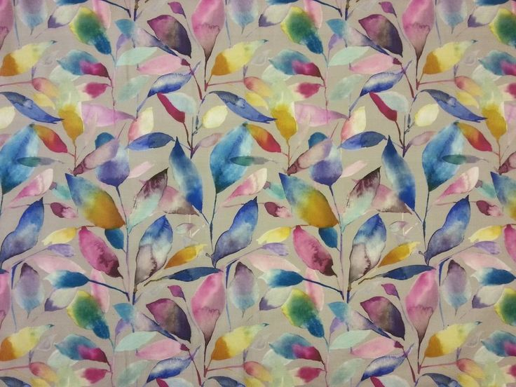 THIS BEAUTIFUL VIBRANT COTTON LINEN MIX FABRIC IS SUITABLE FOR CURTAINS, BLINDS AND OTHER SOFT FURNISHING PROJECTS. BRYMPTON LOTUS STONE. Colour - Lotus stone. The colour likeness is the best we could get in the photo. | eBay!