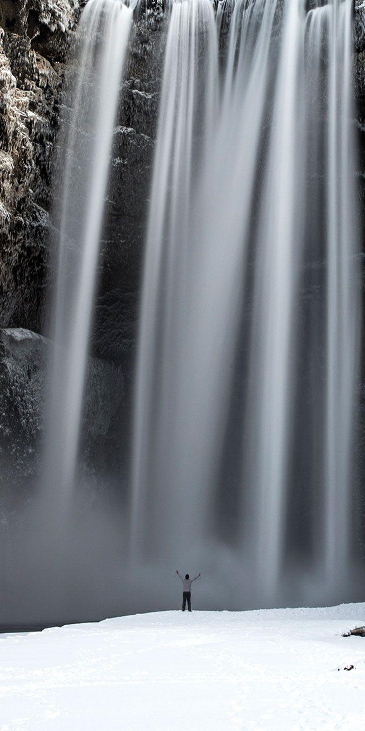 Chasing waterfalls in Iceland - by Sean Scott