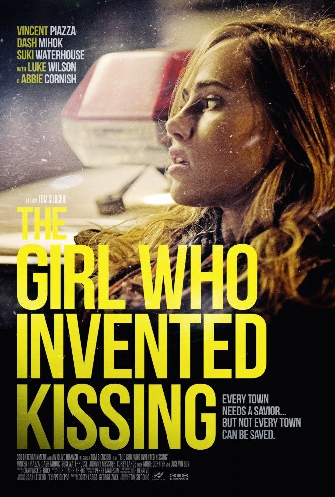 THE GIRL WHO INVENTED KISSING starring Suki Waterhouse, Vincent Piazza & Luke Wilson | In select theaters in 2017