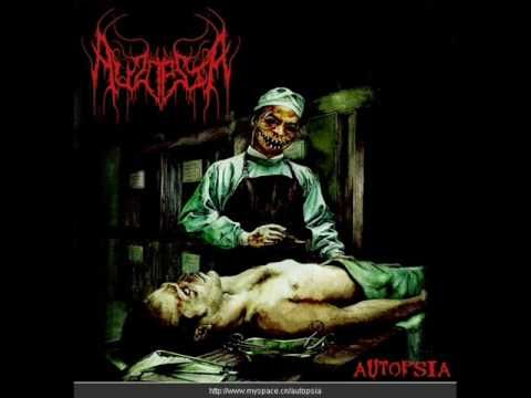 Autopsia - SIX | Chinese Brutal Death Metal