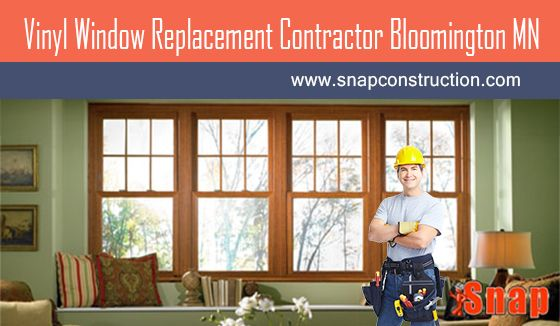 Make sure that you use only the finest of Bloomington MN window replacement business. It could be awfully aggravating locating the most effective Vinyl Window Replacement Contractor Bloomington MN. But, you must never ever compromise by engaging with an inexperienced or inexperienced window replacement contractor. Because a badly changed window can ruin the makeover of your residence, you may have a leakage and the whole point may be an authentic impact.