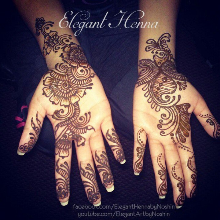 Elegant Henna Designs: 1000+ Images About Elegant Henna On Pinterest