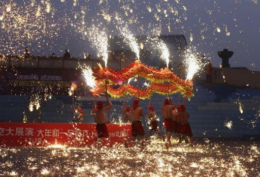 Chinese Lunar New Year in Beijing