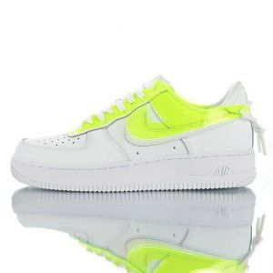 separation shoes 61423 ee1c2 Nike Air Force 1 Low  07 LV8 White leather fluorescent face 315122-111 Mens  Womens Winter Running Shoes