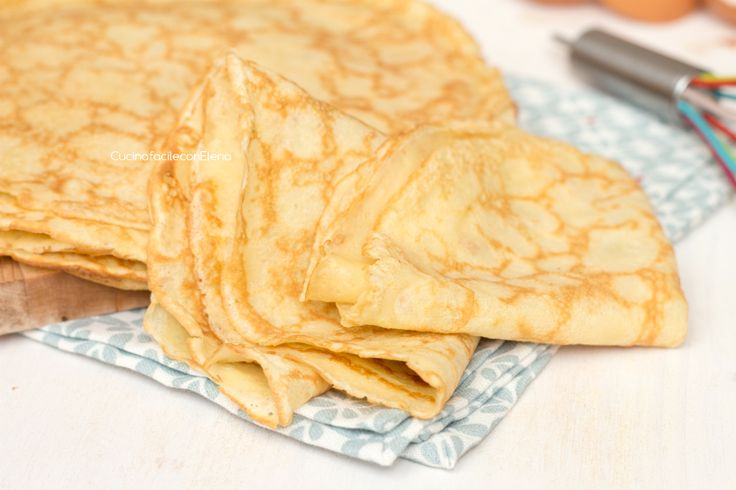 crepes dolci e salate 1