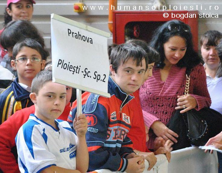 Copiii speciali ai Școlii Speciale nr.2