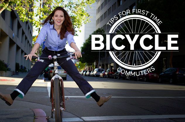 Tips For First Time Bicycle Commuters
